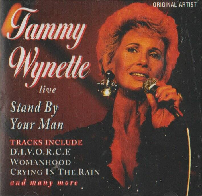 Tammy Wynette - Live - Stand By Your Man