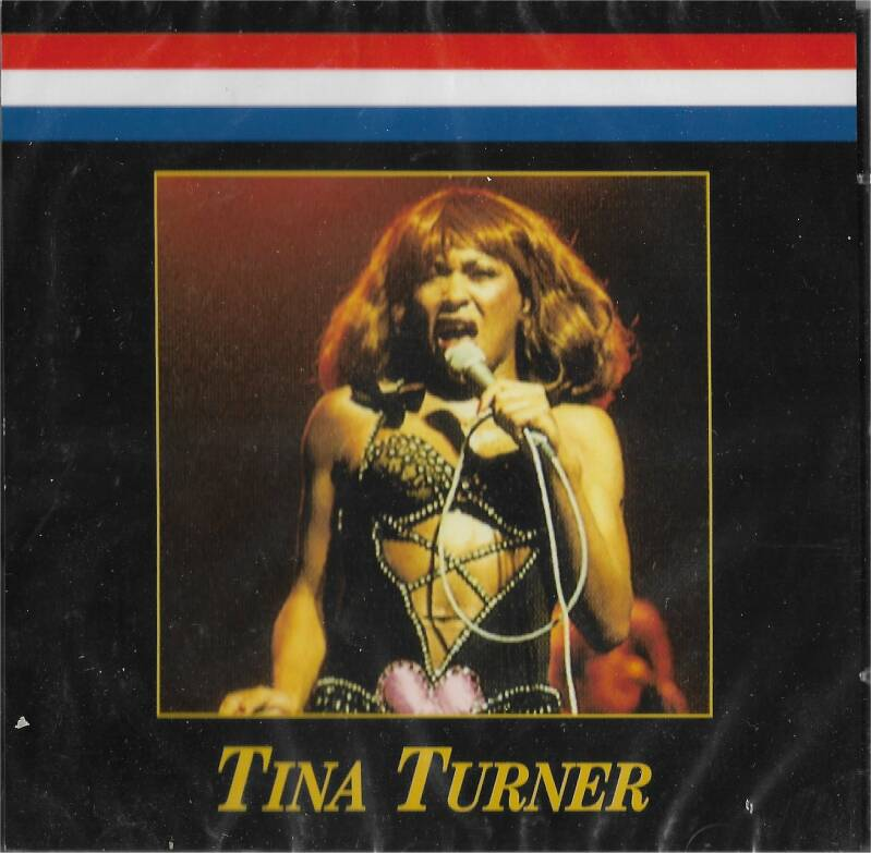Tina Turner ‎– The Magic Collection