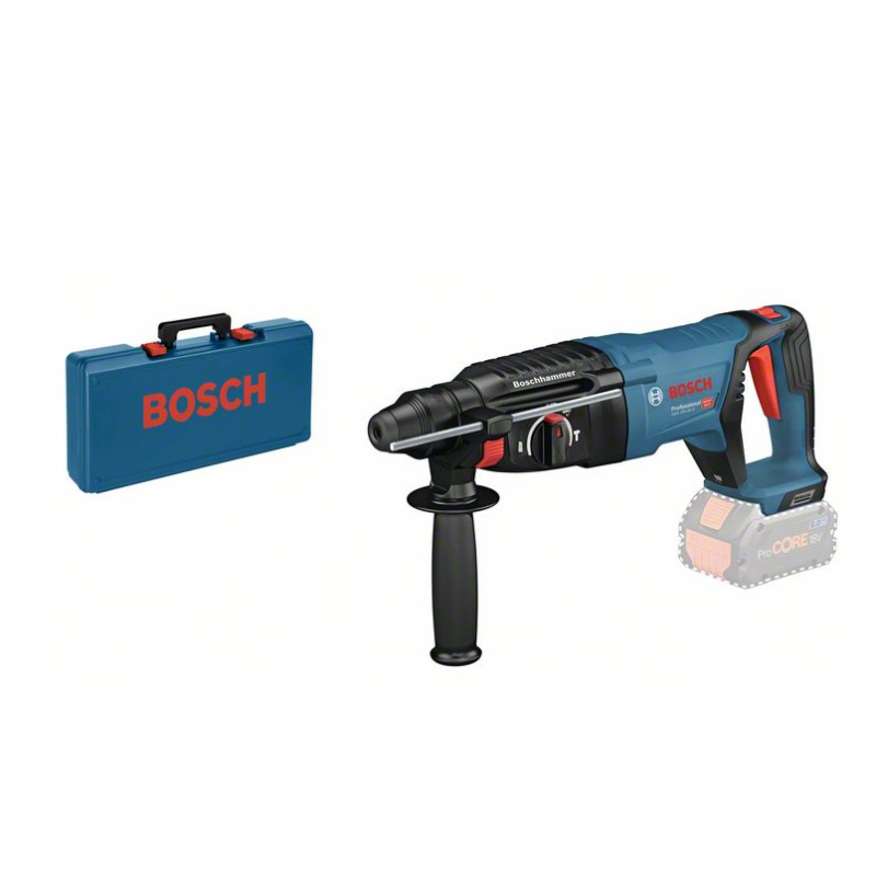 Bosch  GBH 18V-26 D Accuboorhamer met SDS plus Body