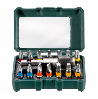 "Metabo Bitbox ""SP"", 15-delig (626703000)"