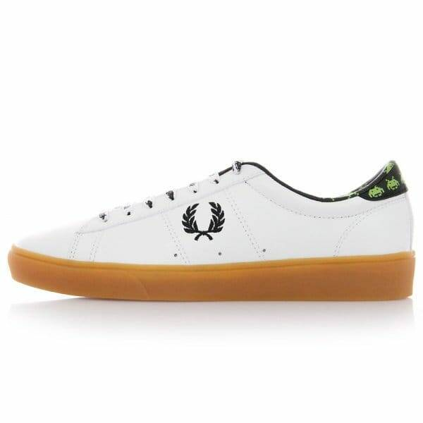 """Fred Perry Spencer """"Space Invaders"""""""