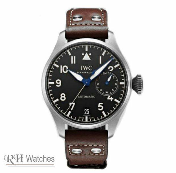 IWC Big Pilot watch IW501004