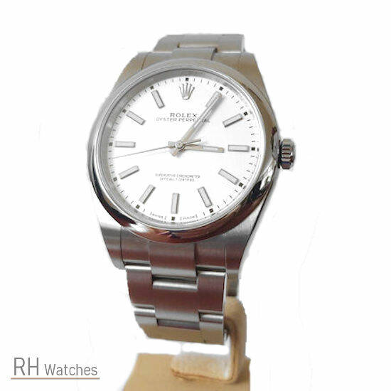 Rolex Oyster perpetual 114300 (39mm.)
