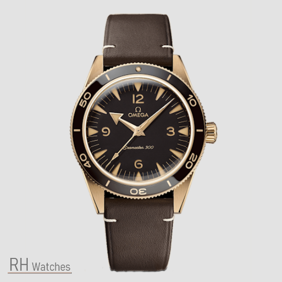Omega Seamaster 300 Co Axial Chronometer 41mm.