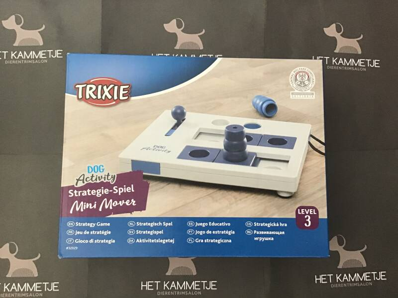 3+ Denkspel Mini Mover Trixie