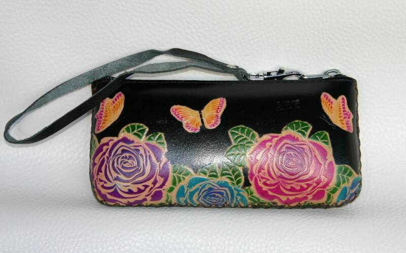 Leather Pencil case 17x8x3 CM ref 470711