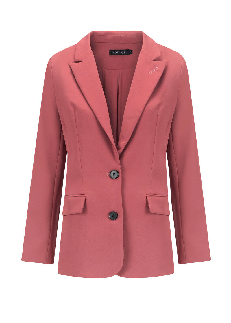 Ydence Blazer Sandy Dusty rose