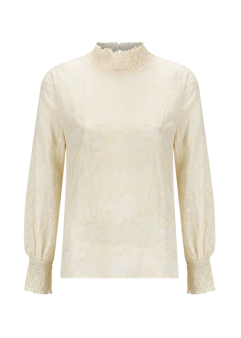 Ydence Blouse Jamie Cream