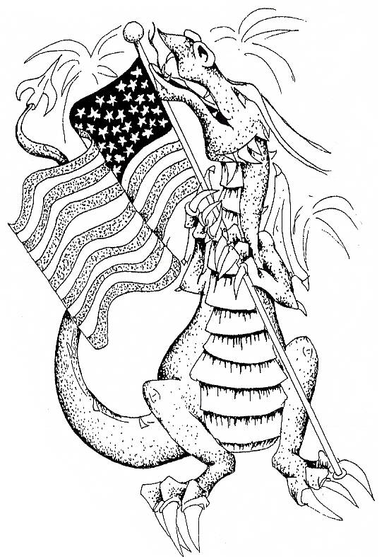 EI L1286/68 Patriotic dragon