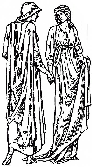 EI G1366/72 Lord and lady