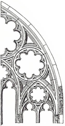 EI F1860/46 Cathedral window