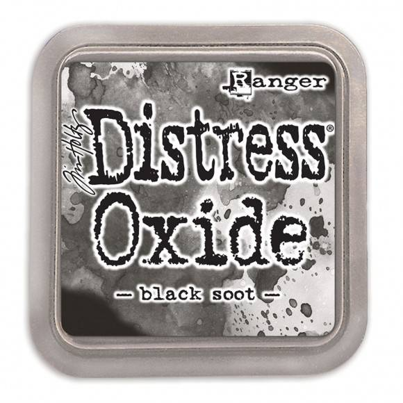 Distress Oxide Black Soot pad
