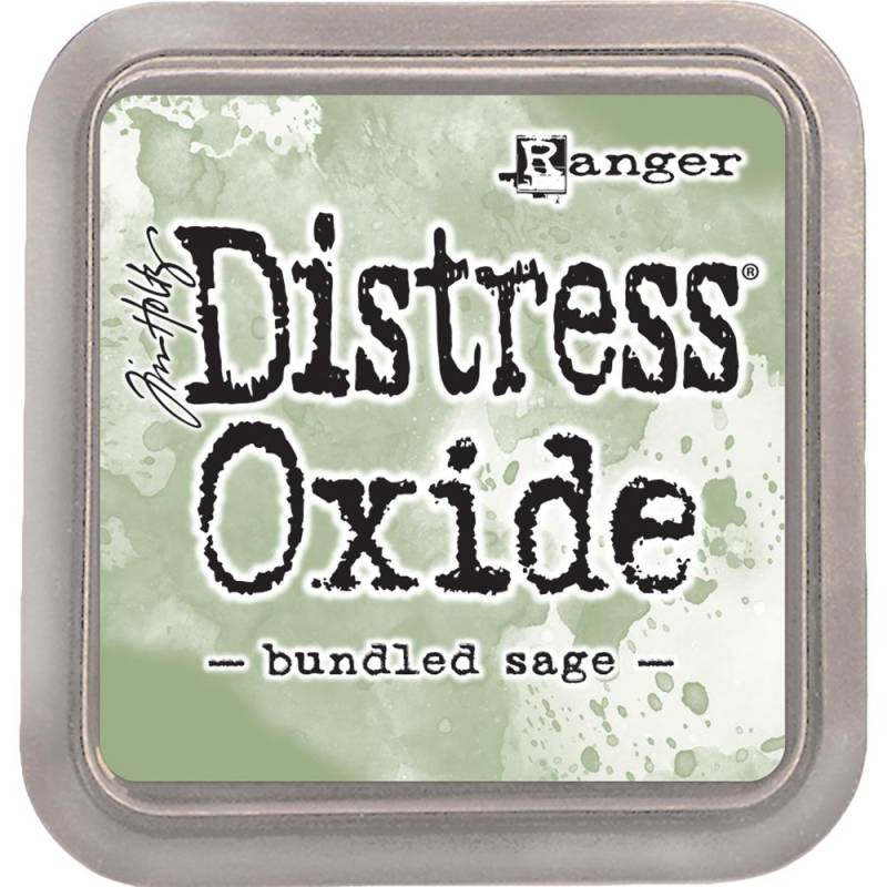 Distress Oxide Bundled Sage pad