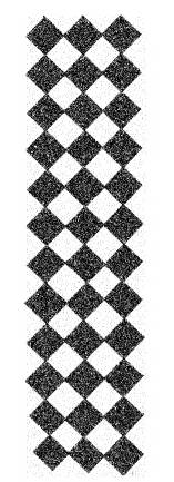 NS C0904 Diamond border
