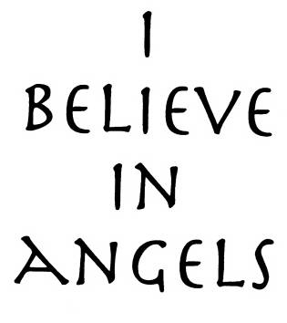 NS D0503 I believe in angels