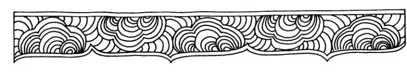 NS D0902 Decorative border