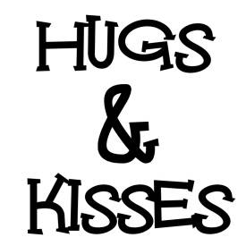 SW D15017/181 Hugs and kisses