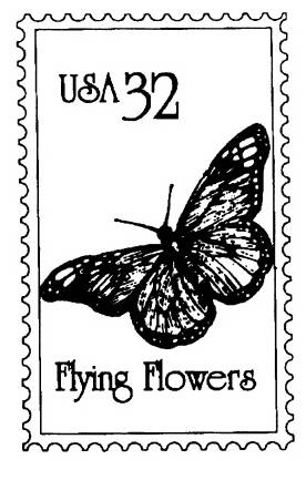NS E0404 Flying flowers 1