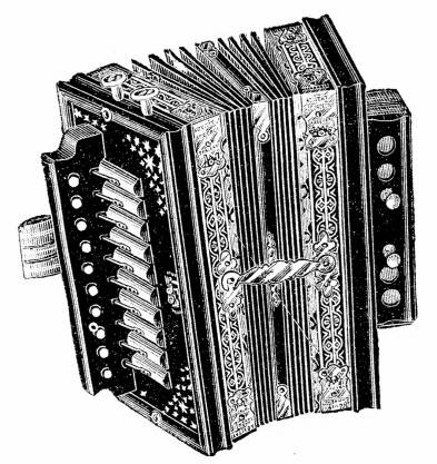 SW G06007/27 Accordeon