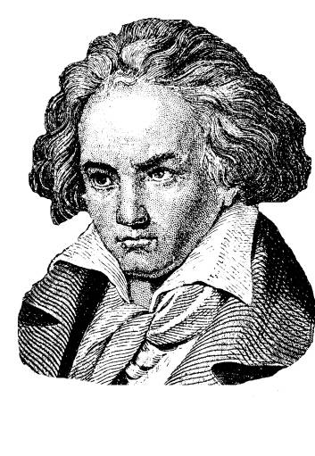 SW G07016/56 Beethoven