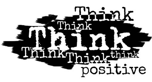 SW G20057/231 Think positive