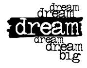 CP G225 Dream big