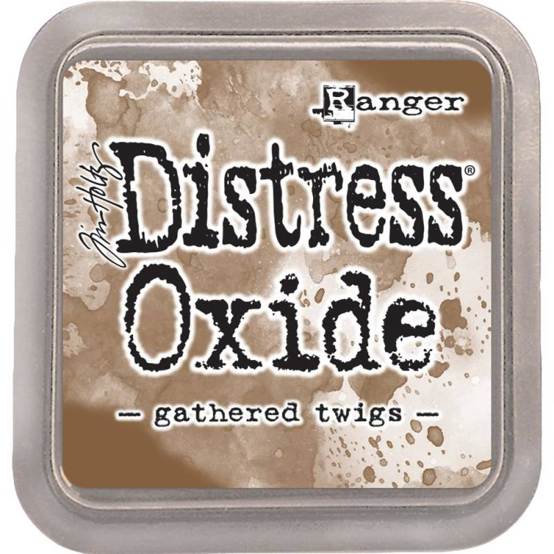 Distress Oxide Gathered Twigs pad
