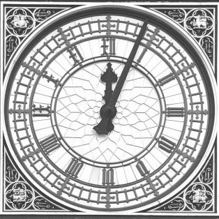 SW J10008/100 Westminster clock
