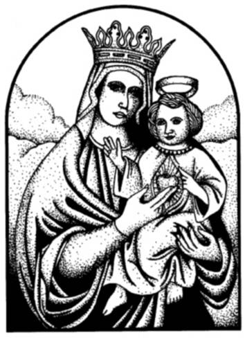 NS K7808 Mary and child icon sm
