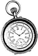 CP L319/06 Pocket watch lg