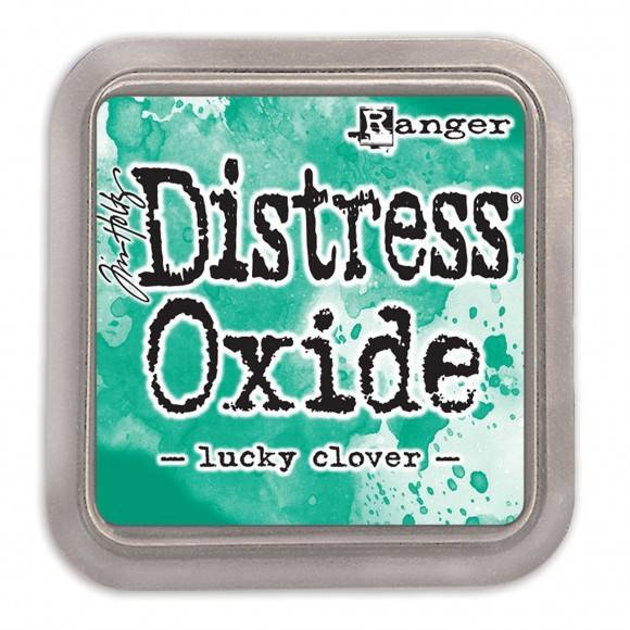 Distress Oxide Lucky Clover pad