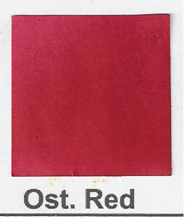 Brusho Ost. Red