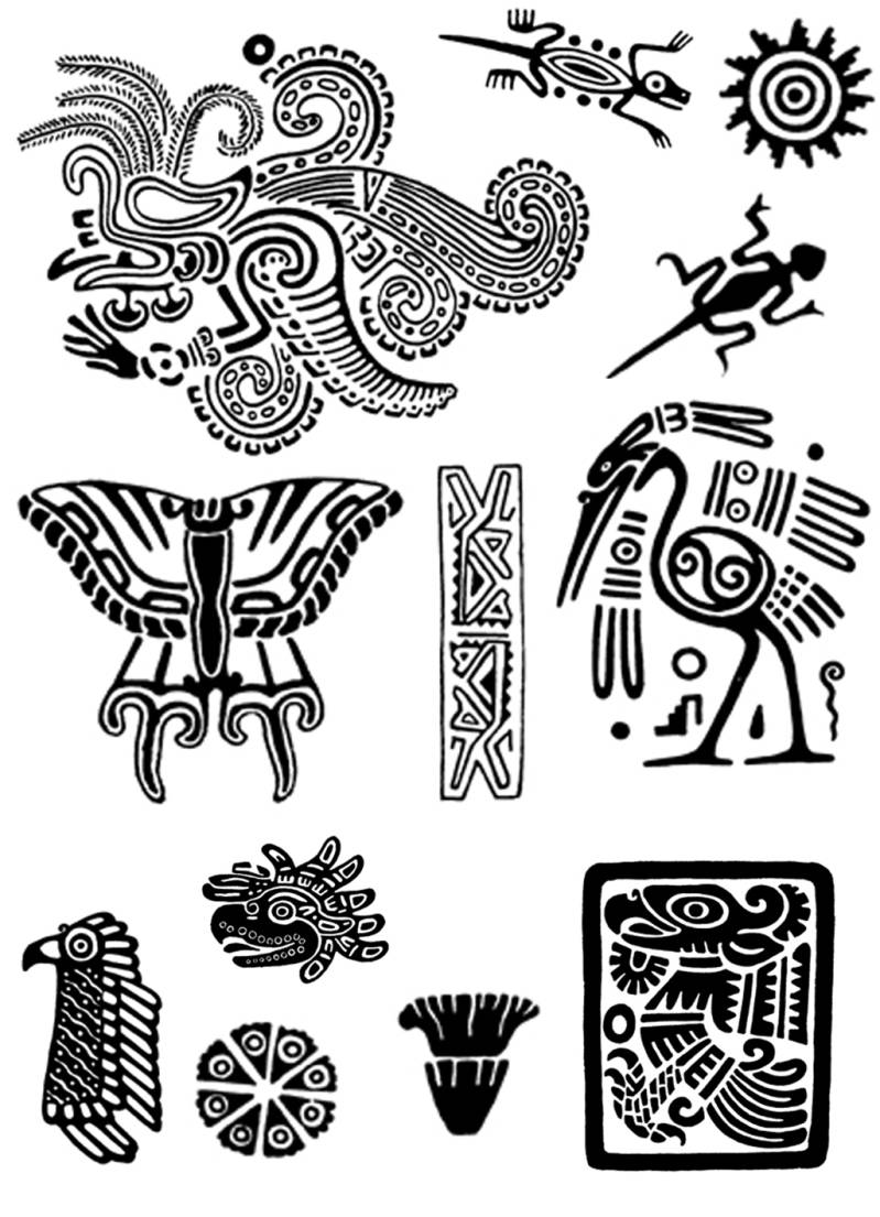 PLATESW003 Plate 003 Mexico 1