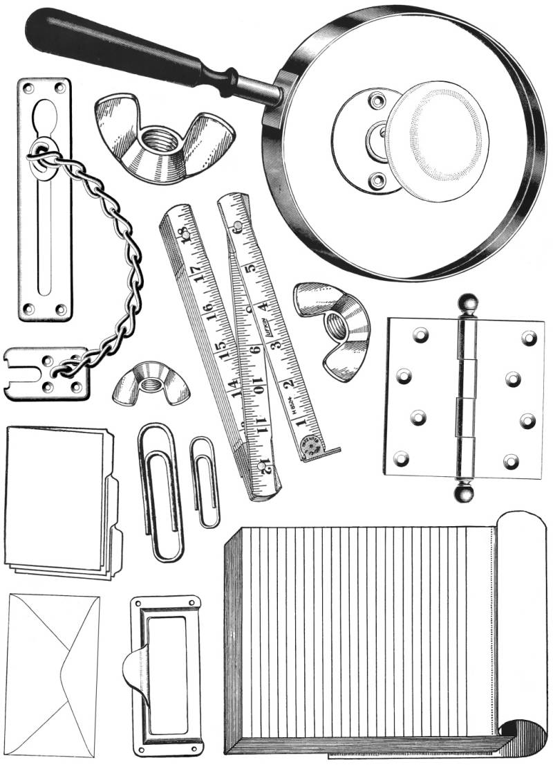 PLATESW186 Plate 186 Hardware findings 3