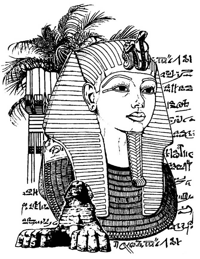 NS Q4107 Egyptian collage