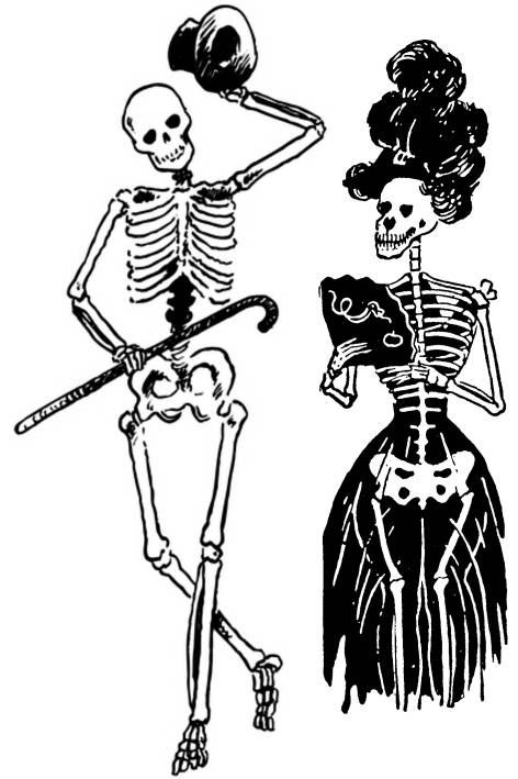 SW R19033/221 Lord and lady Skelly
