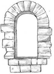 CP R593/55 Castle window