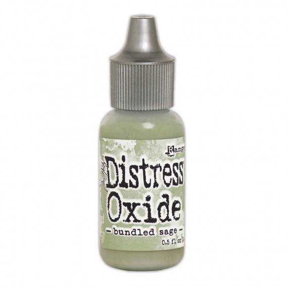 Distress Oxide Bundled Sage refill