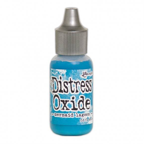Distress Oxide Mermaid Lagoon refill
