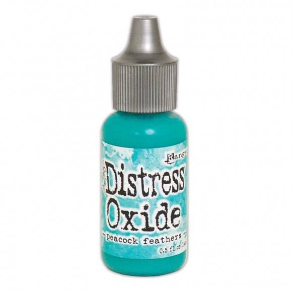 Distress Oxide Peacock Feathers refill