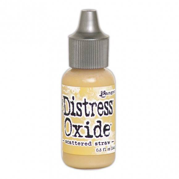 Distress Oxide Scattered Straw refill