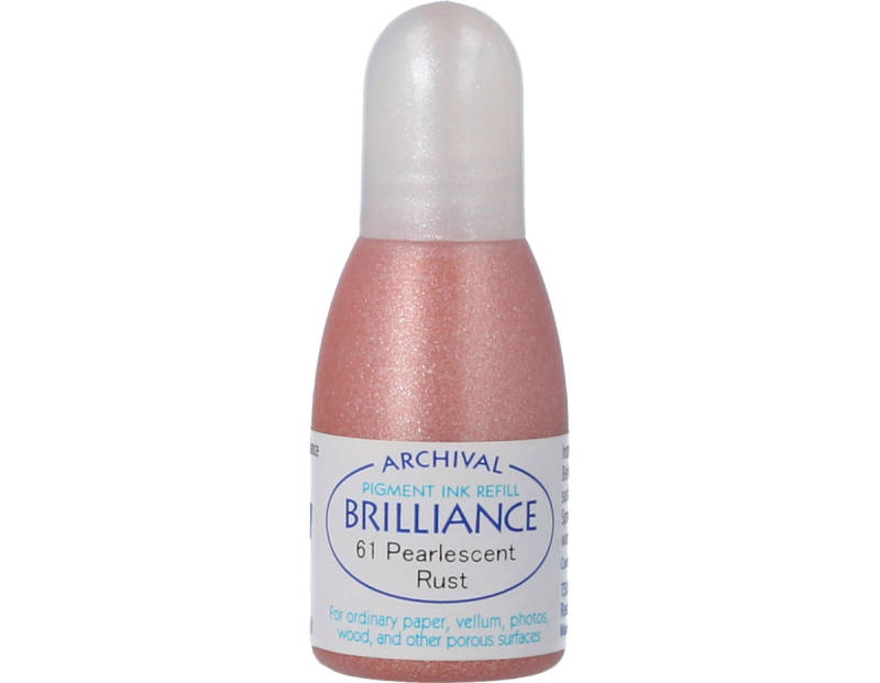 Brilliance refill Rust