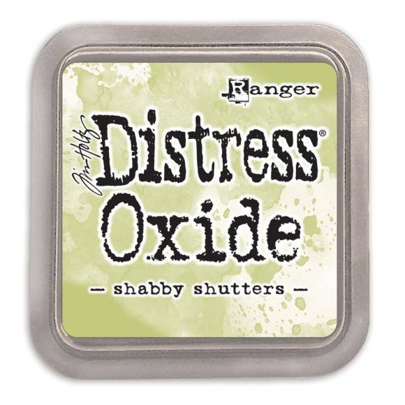 Distress Oxide Shabby Shutters pad