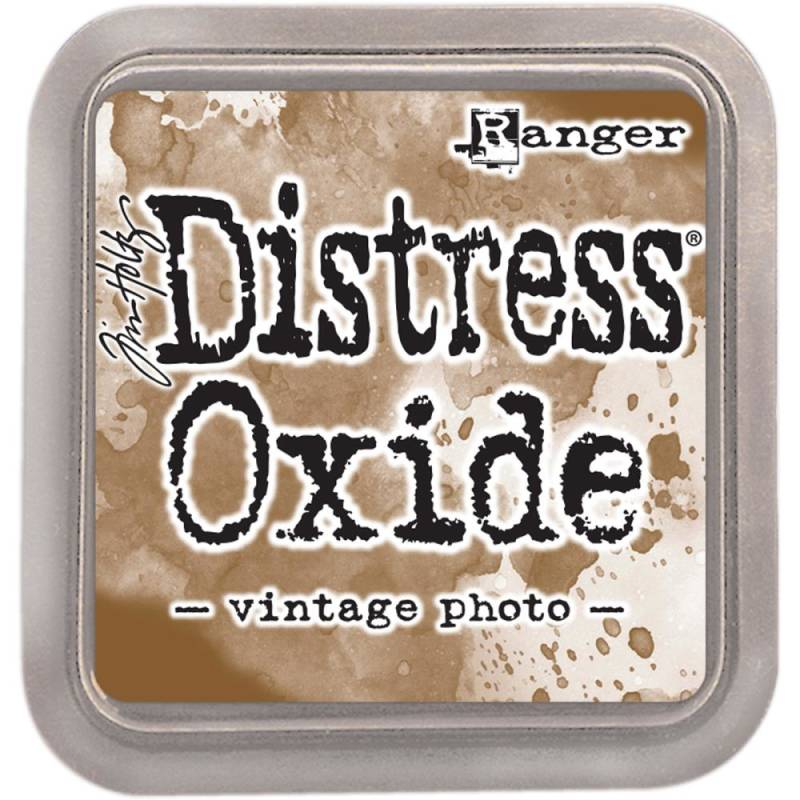 Distress Oxide Vintage Photo pad