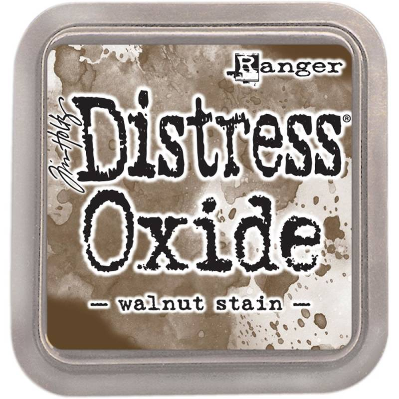 Distress Oxide Walnut Stain pad