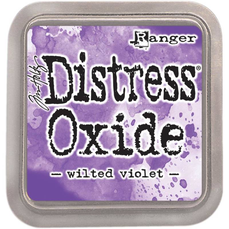 Distress Oxide Wilted Violet pad