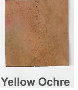 Brusho Yellow Ochre