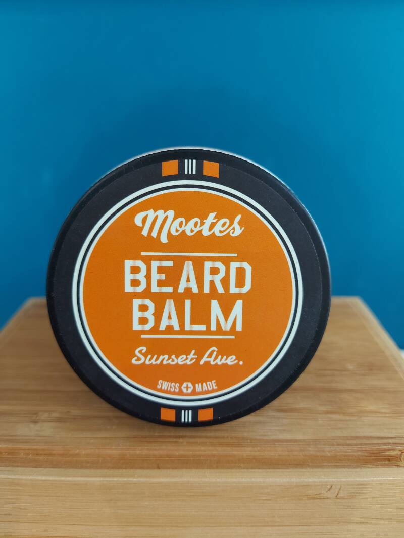 Mootes SUNSET AVE Beard Balm