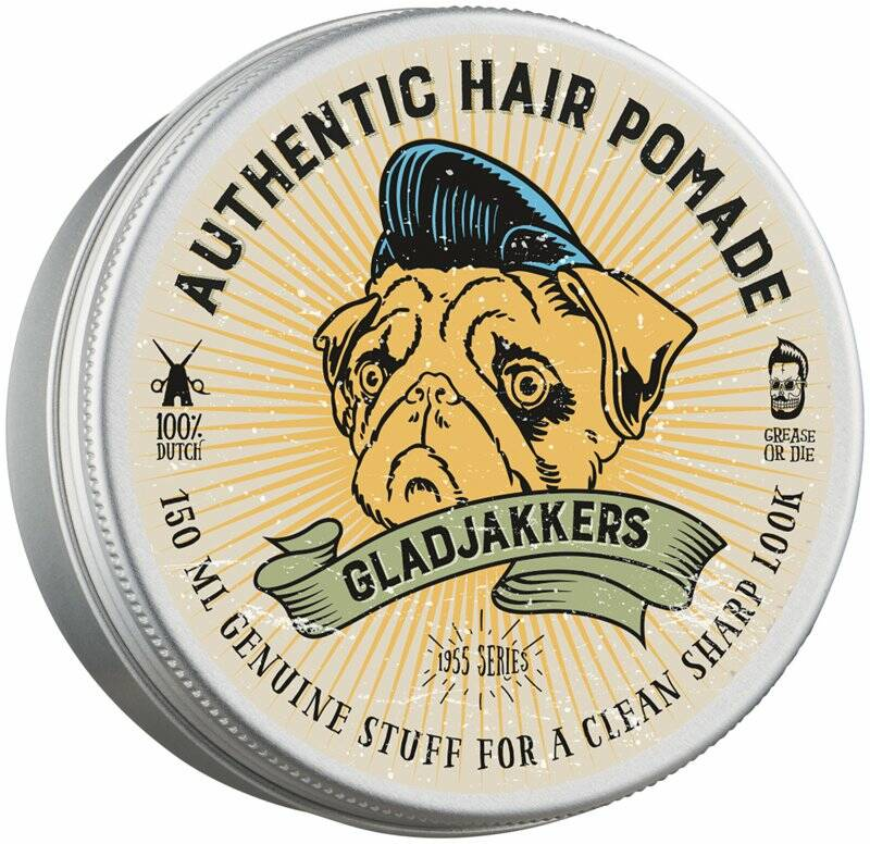 GLADJAKKERS Authentic  HairPomade