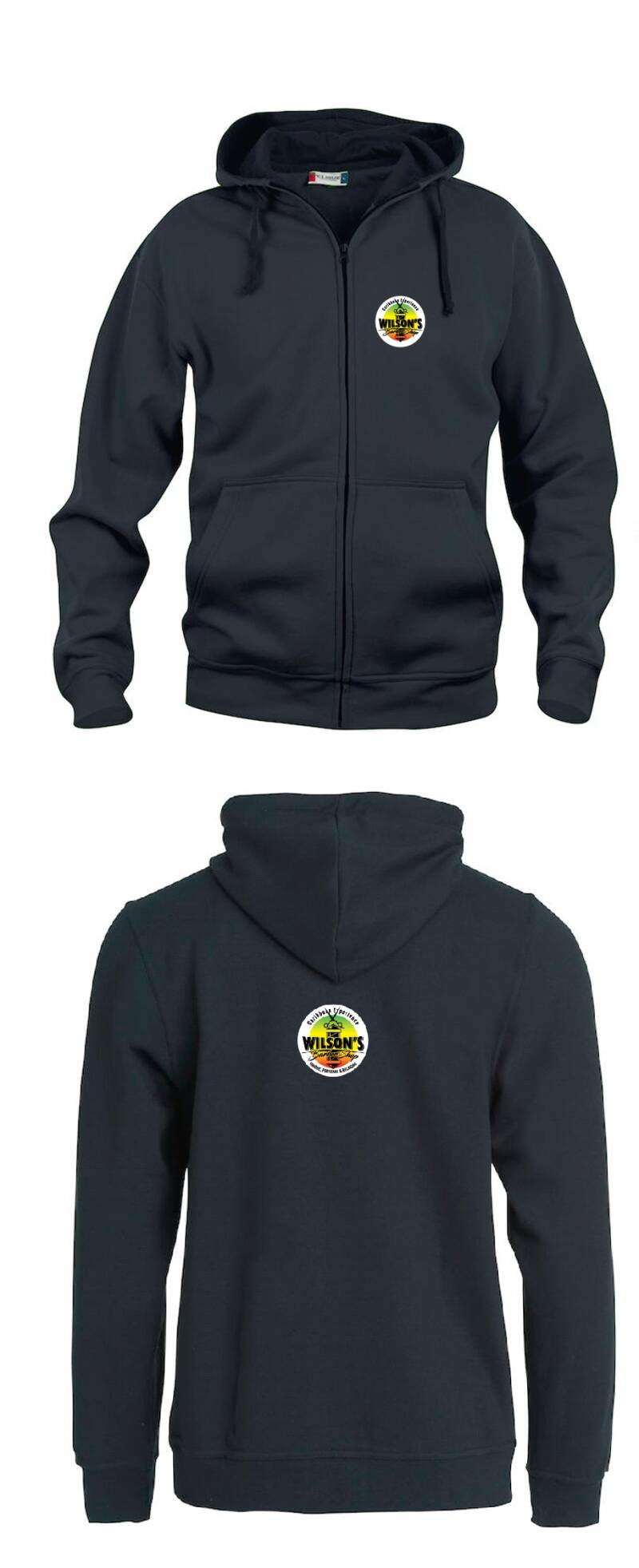 Designer Hoodie 2020! 1st Year Limited Edition BLACK with ZIPPER